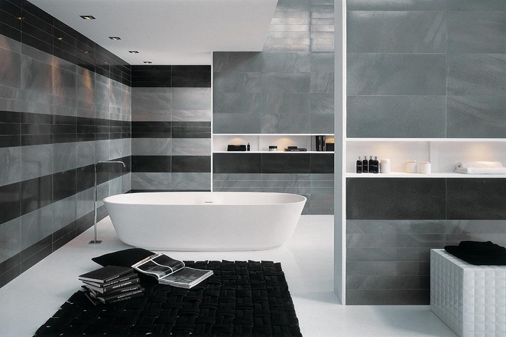 Badkamerrenovaties vanaf afbraak tot laatste afwerking - Huidige badkamer ...